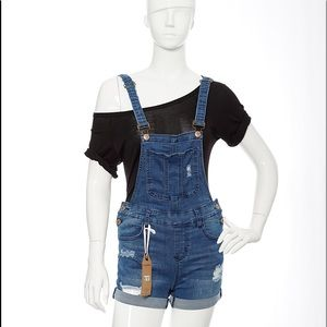 Pants - Women's overalls shorts